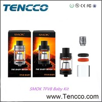 Smok TFV8 Baby new item coming, Order now get free gift and discount for Smok TFV8 Baby, Wholesale Smok TFV8 Baby!
