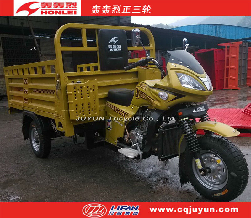 Water Cooling Carrying Tricycle for sale/300cc motorcycle/Loading Tricycle made in China HL300ZH-A27