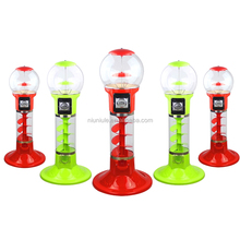 NNL-115 spiral gumball machine factory
