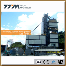 120t/h china stationary asphalt hot mix plant, asphalt machinery, bitumen mixing plant