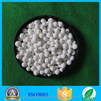 Improved Desiccant In Textile Industries Activated Alumian Ball