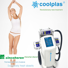 Sincoheren Weight Loss Fat Freezing Machine Criolipolysis coolplas best cellulite removal machine