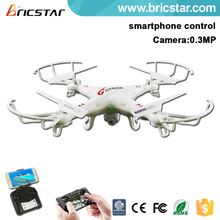 Two control mode 2.4G WIFI fpv quad copter with video transmission