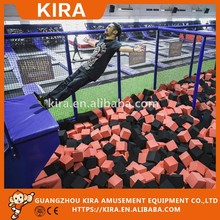 China Professional Manufacturer Large Indoor Trampoline Park Design