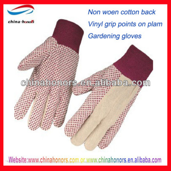 White Cotton Garden Glovespolka Dot Cotton Glove Buy