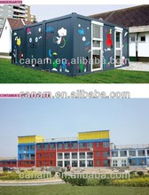 CANAM- container hotel and resort projects