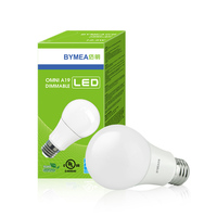 Low cost A19 e26 led light bulb, led light bulbs wholesale ES UL