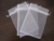 Wholesale small drawstring organza mesh gift wrap or carrie pouch bag