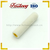 High density wool paint roller, nontoxic wall paint roller brush