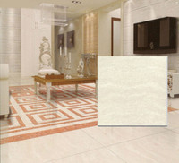 non slip acid resistant polished porcelain wall and floor tile