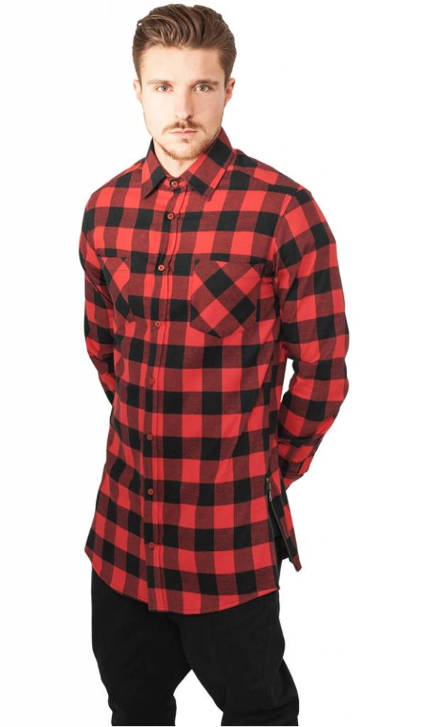 2017 spring latest wholesale side zip long sleeve 100 for Men s lightweight flannel shirts