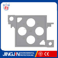 filter plate for chemical fibre industry