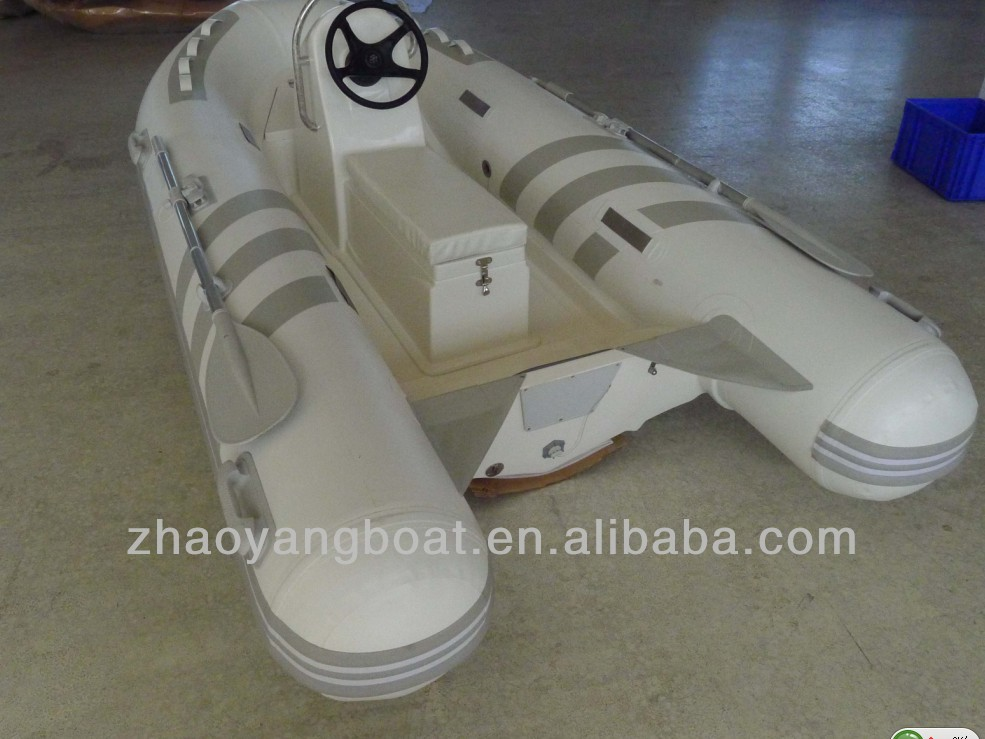 (CE) Best Selling Inflatable Jet Boat