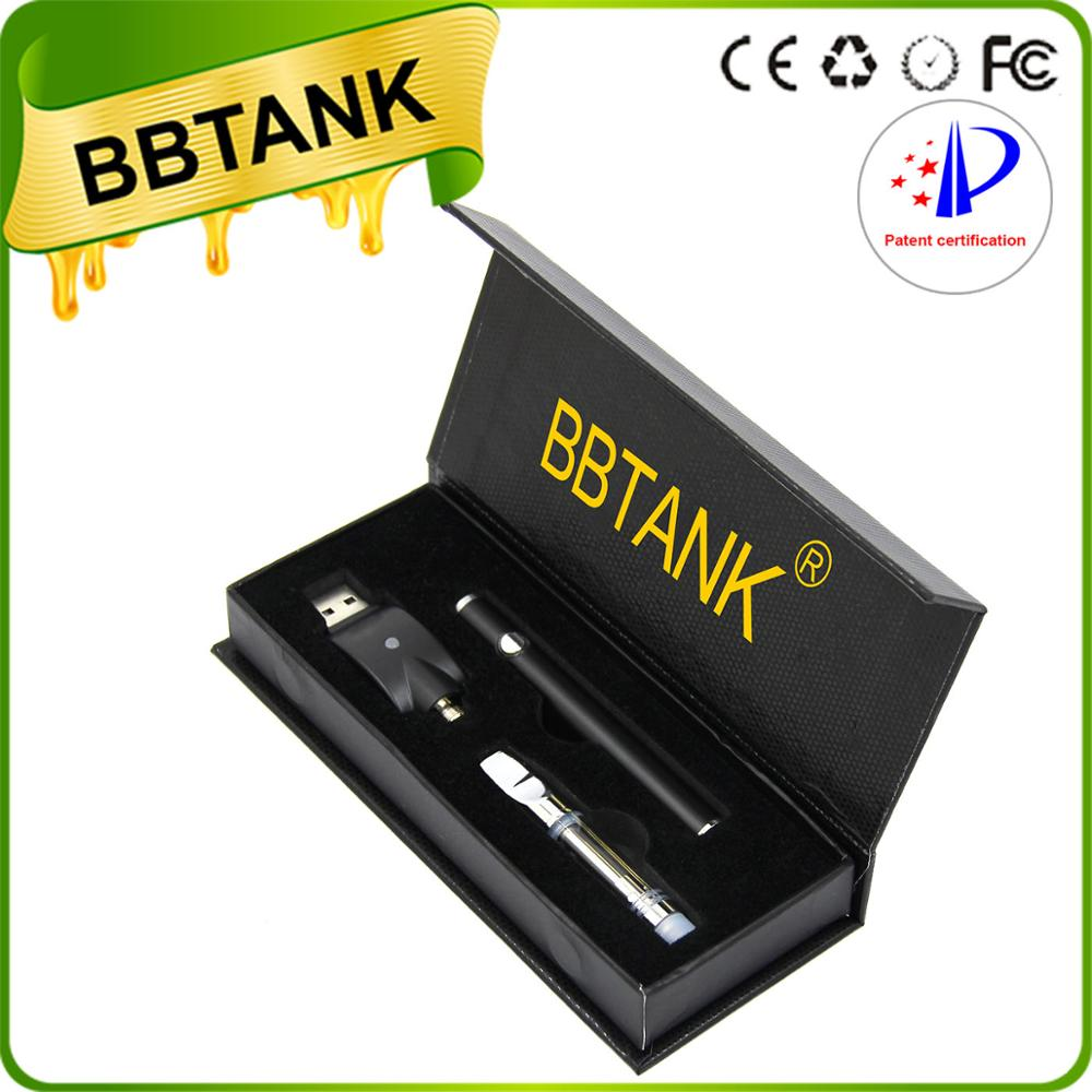 Stainless Steel 510 Ceramic Cfor Thick Oil Cartridge Filter Housing Vape Pen Holdercustomizing atomizer package