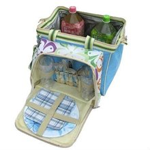 fashional picnic basket cool bag