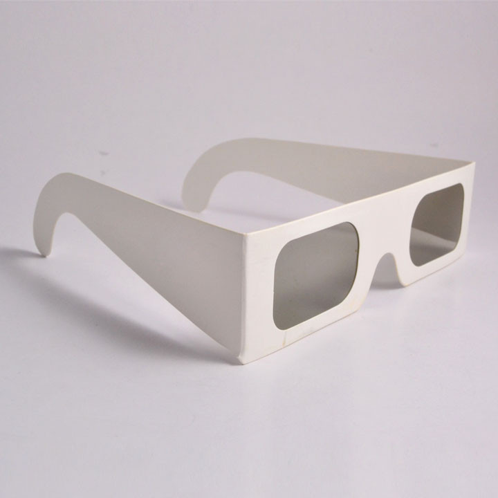 Hony 3D PA0001 Good Price Disposable Chromadepth Custom Logo Paper 3d Glasses For Pictures