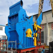 automatic hydraulic recycling used car crusher baler machine