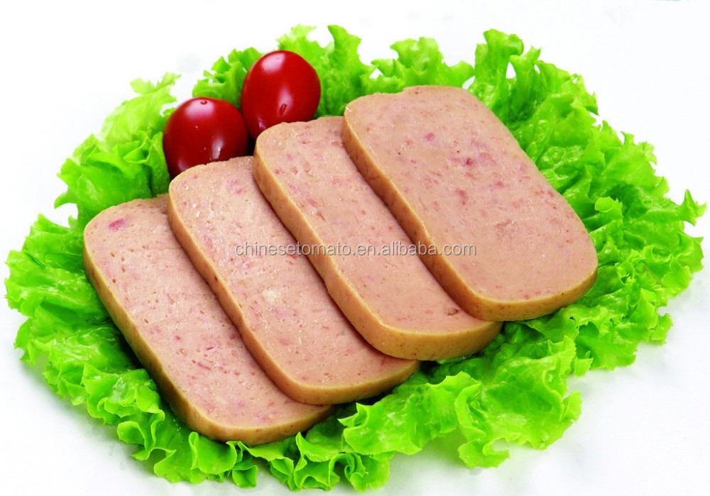 198g 340g 397g 1588g canned chicken luncheon meat corned beef of halal