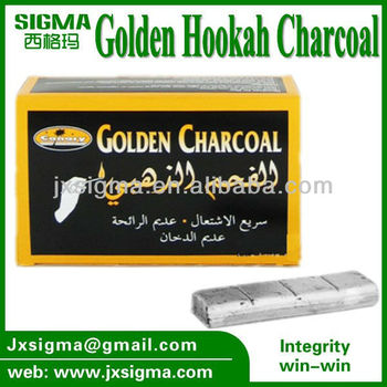 top choice of Tangiers smokers Golden Hookah Charcoal