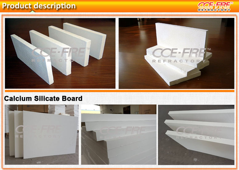 Calcium Silicate Board Electric Power : Cce fire fireproof calcium silicate slab supplier in high