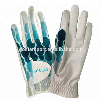 Full Printed Lycra Golf Glove