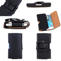 Fashion black wallet for man, For iphone 7 Holster Leather pouch case