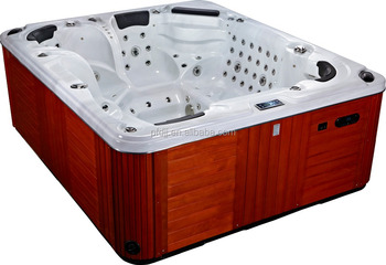 best quality balboa outdoor small acrylic bathtub, sex massage freestanding bathtub with seat