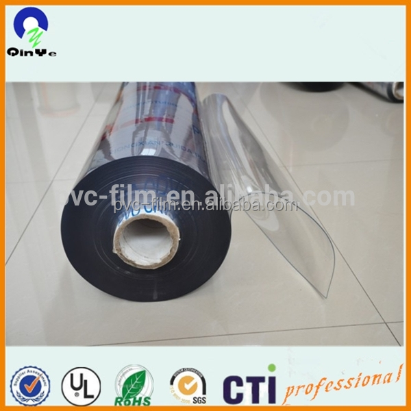 Super Clear Normal Clear Soft PVC Sheet Flexible Film