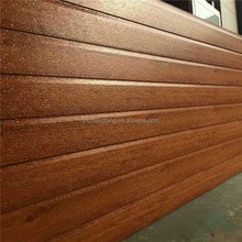 corrugated galvanized steel sheet decoration wall siding / wall cladding