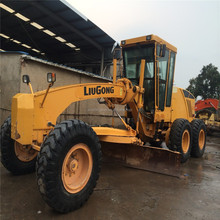 liugong clg 418 motor grader from China/ 95% new liugong clg418 with lower price