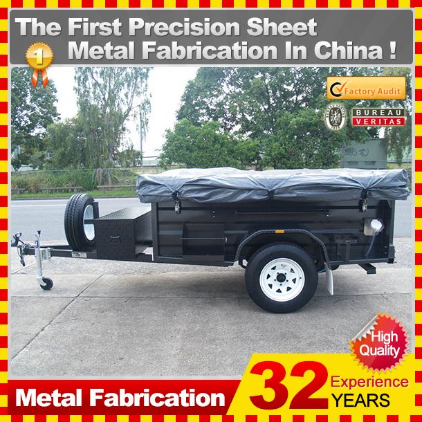 Kindle 2014 Guangdong Professional heavy duty Atv utility trailer