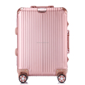 100% Aluminium travel carring case aluminum suitcase luggage