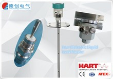 diesel fuel level sensor with generator HART COMMUNICATOR capacitance fuel level sensor