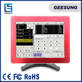 Red Color Pos Handare 15 Inch Restaurant Pos Terminal/Point of sale Machine