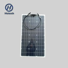solar panels factory direct portable pv 85w solar panel with A grade cells