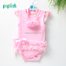 Cheap Custom infant toddlers clothing baby romper