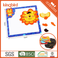 magnetic wooden puzzles wooden puzzles for kids
