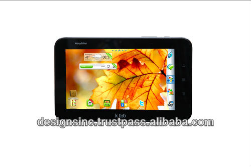 "Allwinner A10 7"" tablet PC"