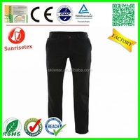 Fashion New Style black silk harem pants Factory