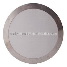 Stainless steel coffee filter disc for Aeropress Espresso maker(factory)