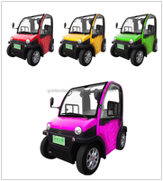 2015 hot sale electric car/60V 2800W brushless motor electric vehicles f /4 wheel electric car