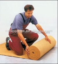 acoustic cork flooring sheet