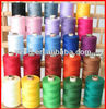 hot sale 800m coloreful hot sale 100% spun polyester sewing thread