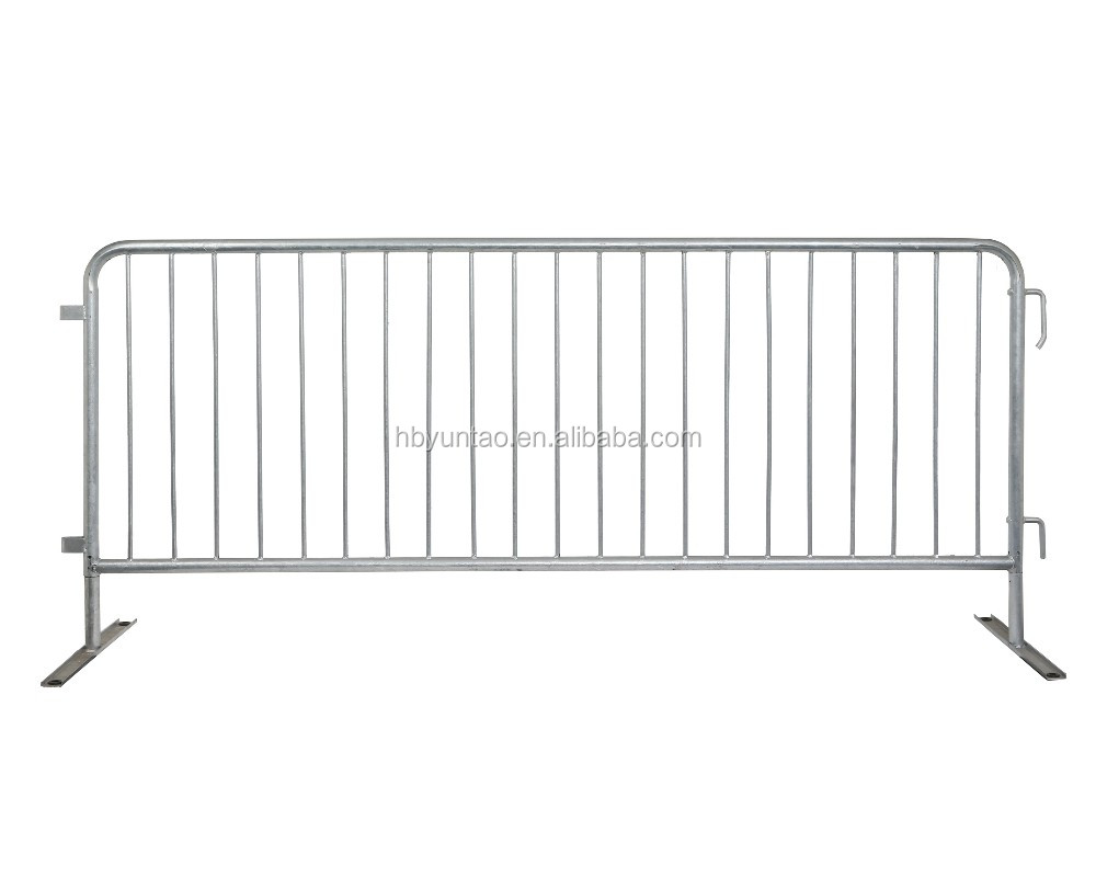 crowd control barrier with relective strip Fence Barrier, Crowd Control Barrier, Barrier Tap Police