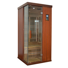 Hot new products infrared carbon sauna house import hot sale in europe
