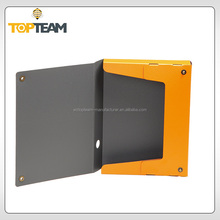 Fashion new design plastic file case,a4 lever arch file,carrying expanding file