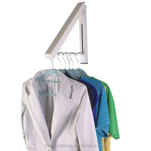 wall hanger wall mounted clothes hanger rack wall mount clothes hanger