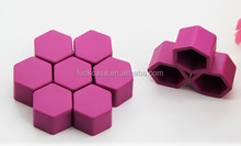 factory supply OEM design suitable different car accessories silicone Caps Screw Cover