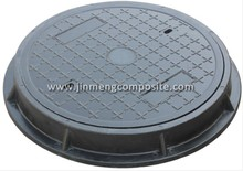 Airtight plastic water meter covers/square manhole cover