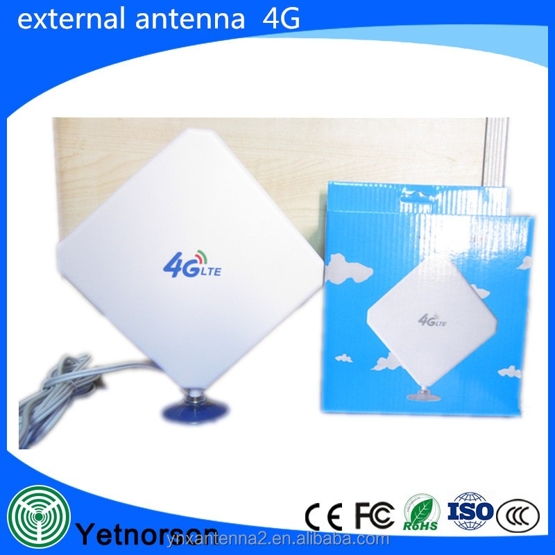 35DBI Broadband Antenna mimo antenna with CRC9/TS9/SMA For 3G 4G LTE Mobile